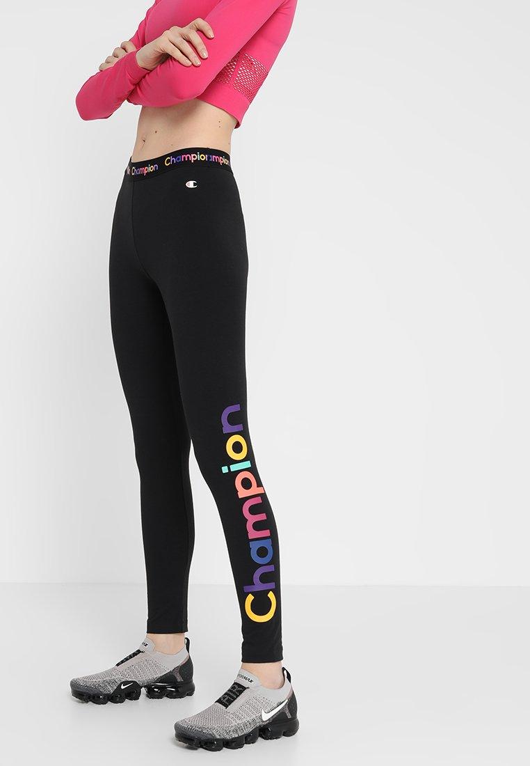 Champion - AMERICAN CLASSICS - Leggings - black