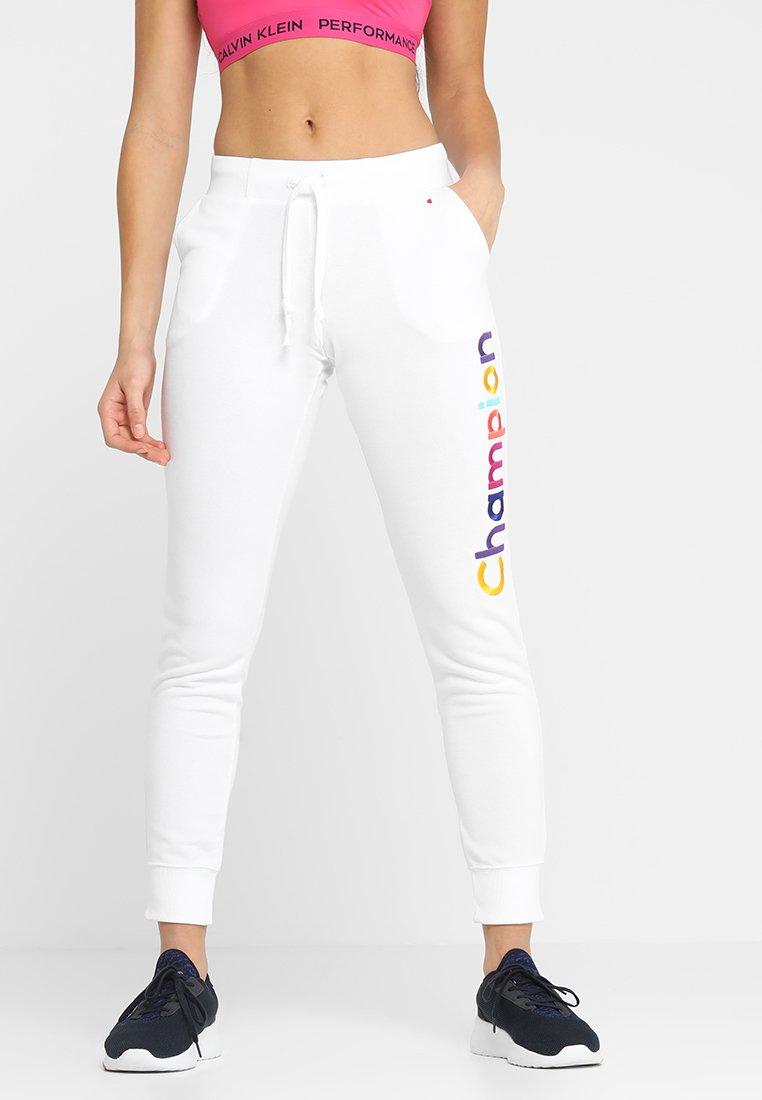 Champion - Jogginghose - white