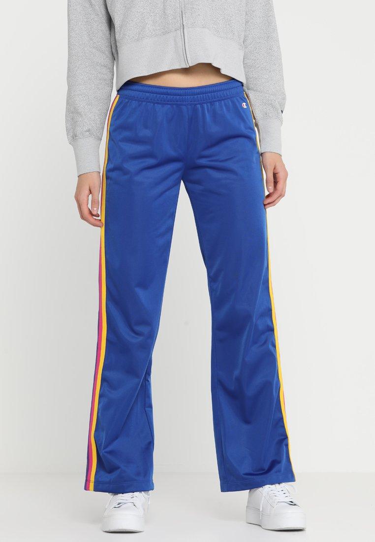 Champion - DRAWSTRING PANTS - Jogginghose - blue