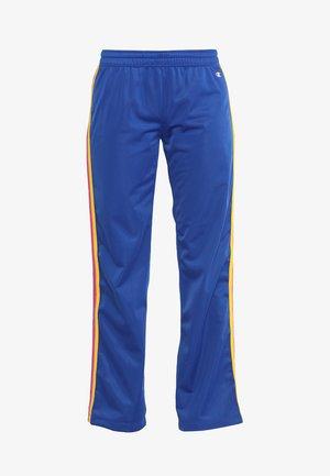 DRAWSTRING PANTS - Pantalones deportivos - blue