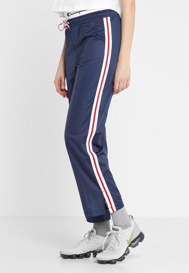 Champion - STRAIGHT PANTS - Jogginghose - dark blue