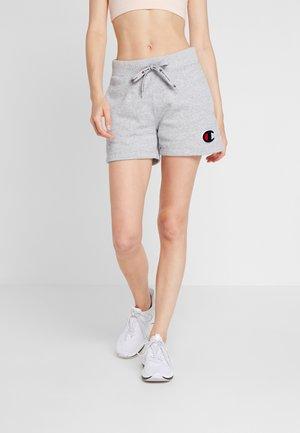 SHORTS - kurze Sporthose - mottled light grey