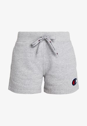 SHORTS - Träningsshorts - mottled light grey