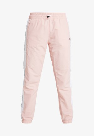 ELASTIC CUFF PANTS - Tracksuit bottoms - pink