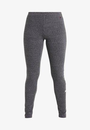 LEGGINGS - Leggings - mottled dark grey
