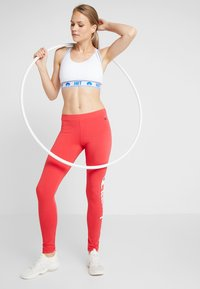 Champion - LEGGINGS - Tights - red - 1