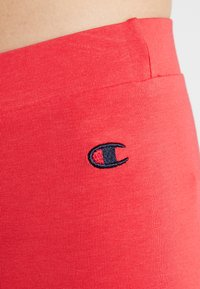 Champion - LEGGINGS - Tights - red - 5