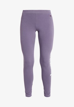 LEGGINGS - Tights - purple