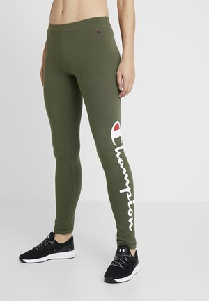 LEGGINGS - Collants - khaki