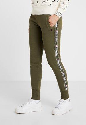 CUFF PANTS - Pantalon de survêtement - khaki