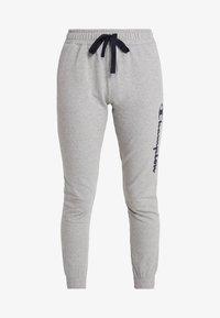 Champion - ELASTIC CUFF PANTS - Jogginghose - mottled light grey - 3
