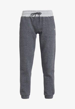 PANTS - Tracksuit bottoms - mottled light grey