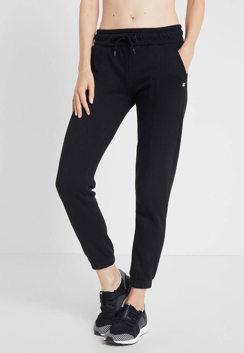 Champion - PANTS - Spodnie treningowe - black