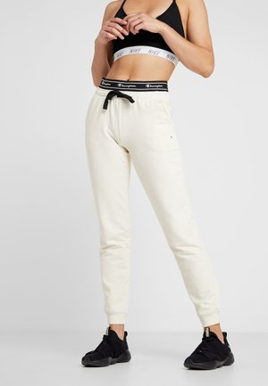 CUFF PANTS - Verryttelyhousut - off-white