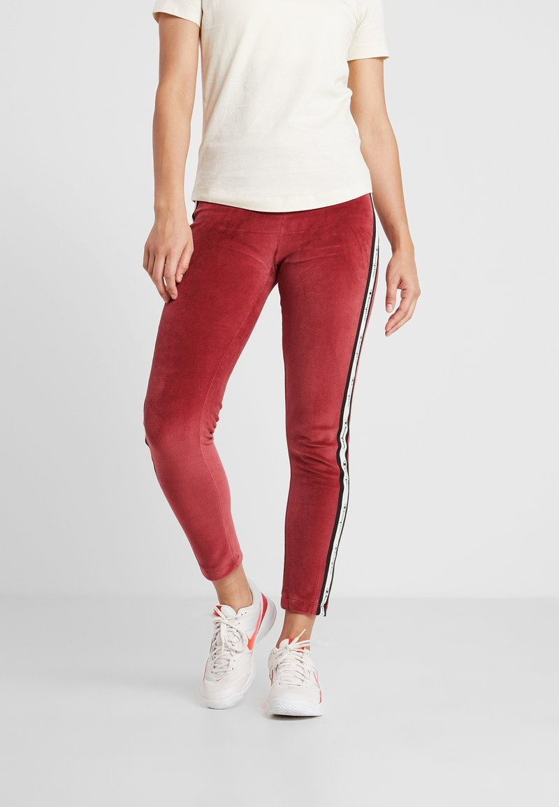 Champion - LEGGINGS - Tights - red