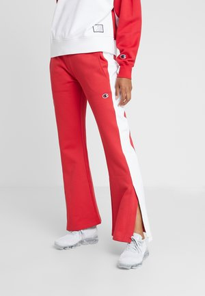 MLB BOSTON RED SOX STRAIGHT PANT - Pantalon de survêtement - red/white
