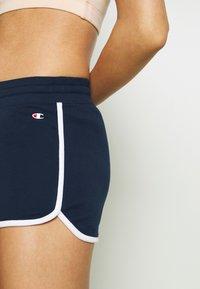Champion - SHORTS - Sports shorts - dark blue denim - 4