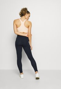 Champion - LEGGINGS - Tights - dark blue denim - 2