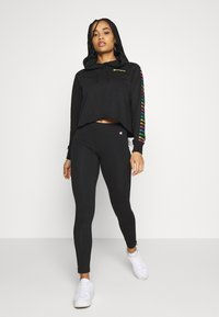 Champion - LEGGINGS - Tights - black - 1