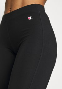 Champion - LEGGINGS - Tights - black - 4