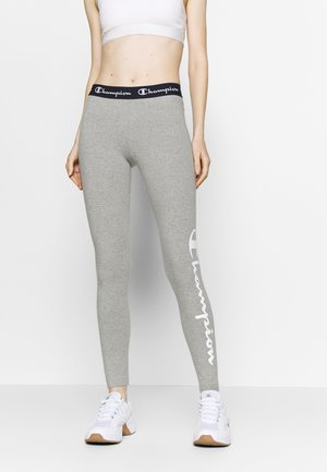 LEGGINGS - Punčochy - grey
