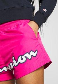 Champion - SHORTS - Urheilushortsit - pink - 4