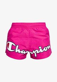 Champion - SHORTS - kurze Sporthose - pink - 3