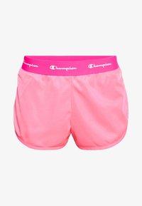 Champion - SHORTS - Sports shorts - neon pink - 4