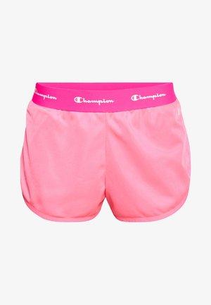 SHORTS - Sports shorts - neon pink
