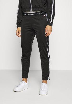 PANTS - Teplákové kalhoty - black