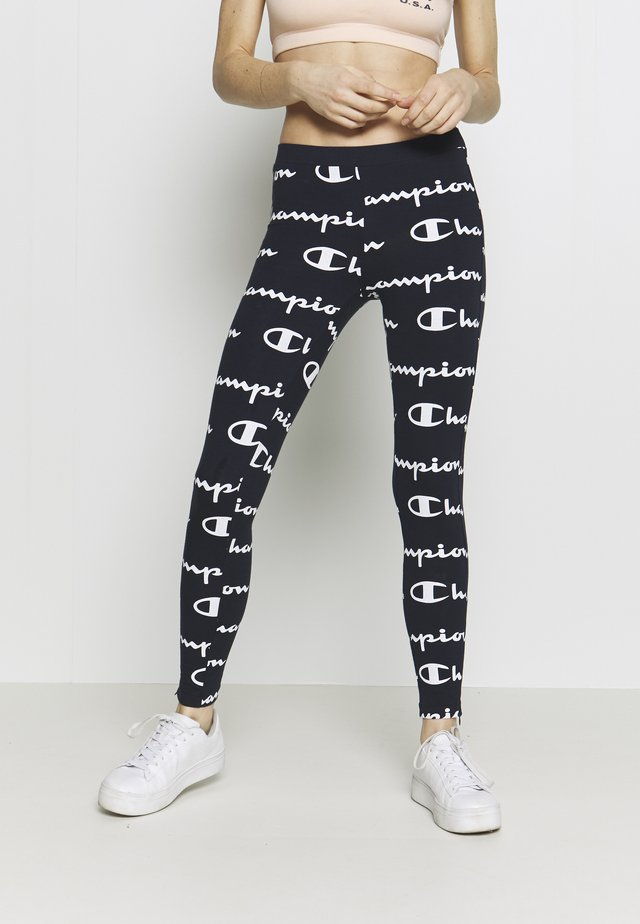 LEGGINGS - Medias - navy