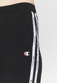 Champion - RIB CUFF PANTS - Joggebukse - black - 5