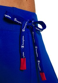 Champion - SLIM PANTS - Teplákové kalhoty - blue - 5