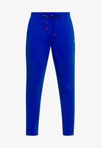 Champion - SLIM PANTS - Teplákové kalhoty - blue - 4
