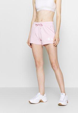 SHORTS - Korte broeken - pink