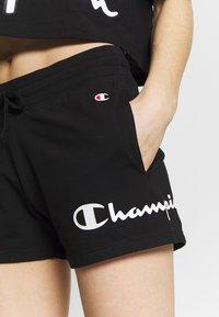 Champion - SHORTS - Sports shorts - black - 4