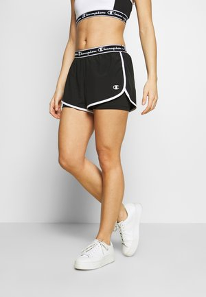SHORTS - kurze Sporthose - black/white