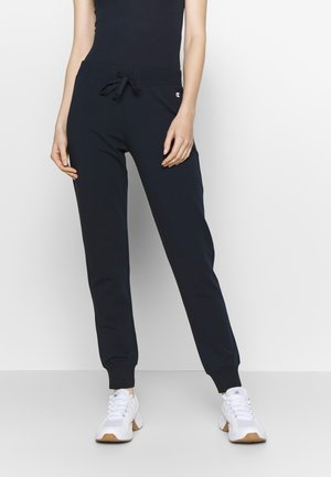 CUFF PANTS - Verryttelyhousut - dark blue