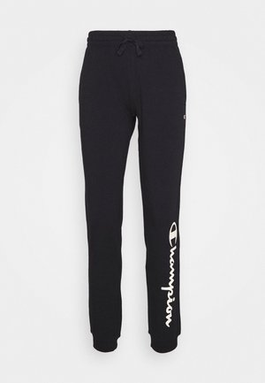 CUFF PANTS LEGACY - Teplákové kalhoty - black