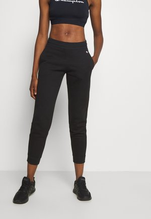 ELASTIC CUFF PANTS LEGACY - Tracksuit bottoms - black