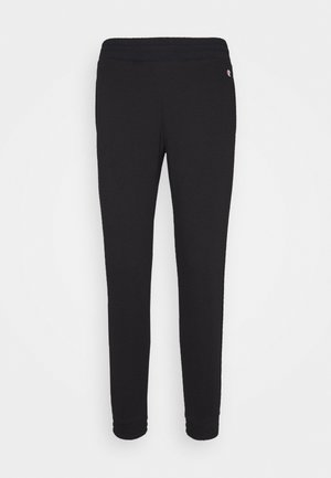 ELASTIC CUFF PANTS LEGACY - Tracksuit bottoms - black