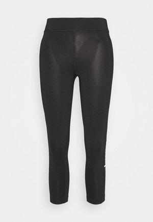 LEGGINGS LEGACY - 3/4 sports trousers - black