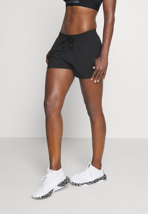 ESSENTIAL SHORTS LEGACY - Sports shorts - black