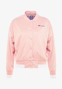 Champion - BOMBER JACKET - Training jacket - pink - 4