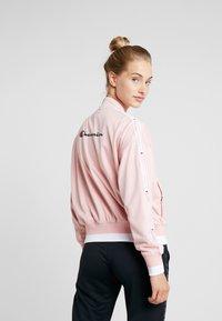 Champion - BOMBER JACKET - Training jacket - pink - 2
