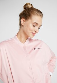 Champion - BOMBER JACKET - Training jacket - pink - 3