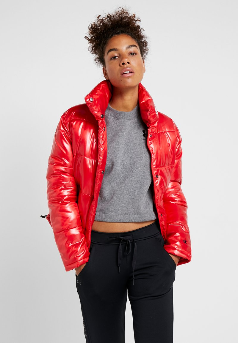 Champion - JACKET - Kurtka zimowa - red