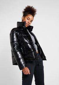 Champion - JACKET - Zimní bunda - black - 0