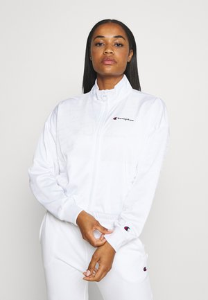 FULL ZIP - Trainingsvest - white