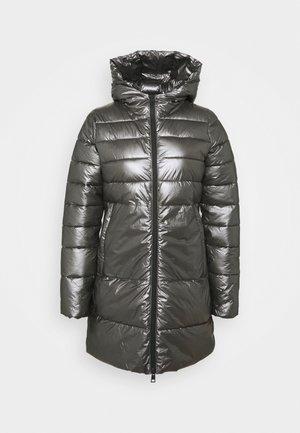 HOODED LEGACY - Treningsjakke - metallic black